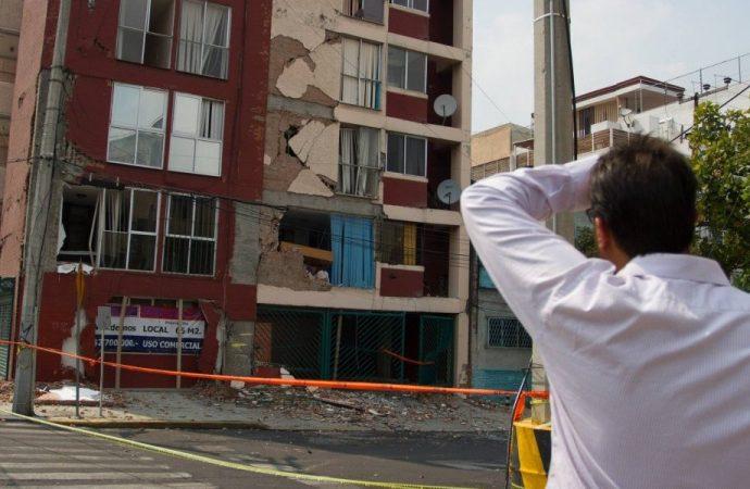 """Rechaza Amieva que Gobierno cuente con un plan D o trabaje en lo """"oscurito"""" para reconstruir la CDMX"""