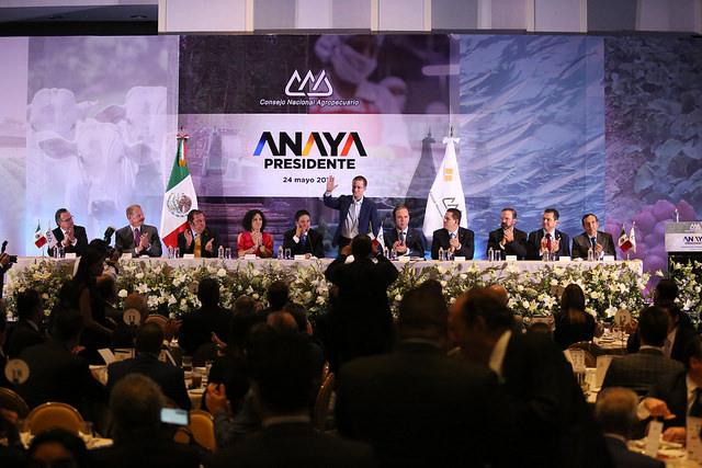 Dará Ricardo Anaya impulso sin precedente al campo mexicano