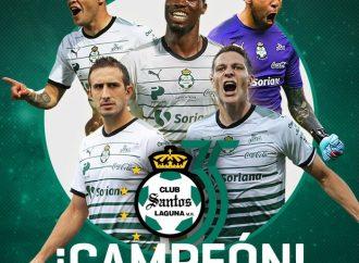 Santos se corona Campeón en el Infierno