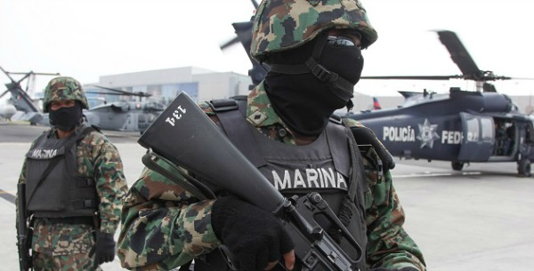 Se retira el Ejército de las calles de Tamaulipas