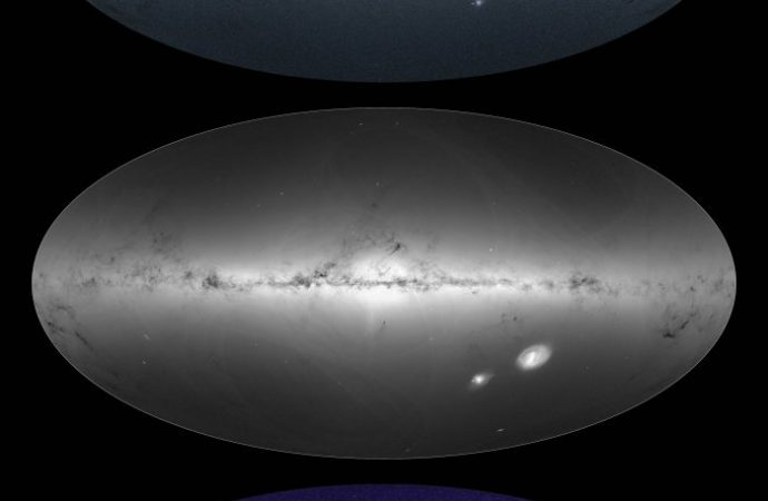 Participa la UNAM en análisis del mapa tridimensional más completo de la Vía Láctea