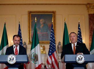 México y Estados Unidos suscriben acuerdo nuclear