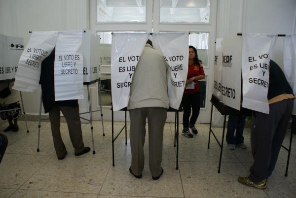 La falta de propuestas de los candidatosdesanima al ciudadano a votar