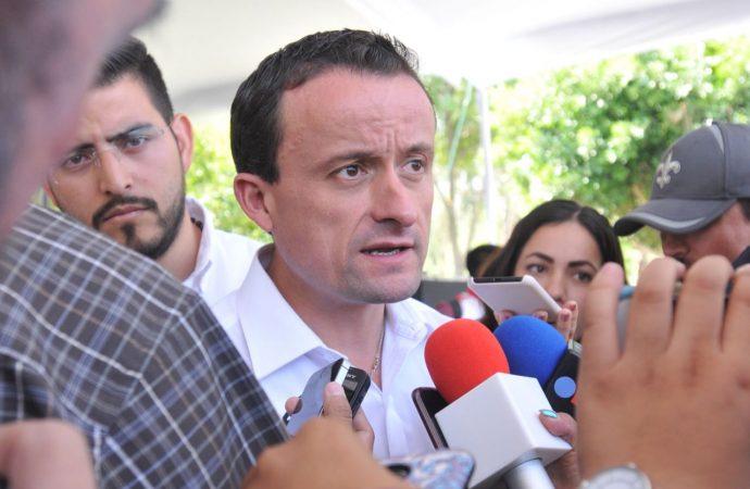 Peligra la elección por la descarada compra de votos de PRD y Morena, advierte Mikel
