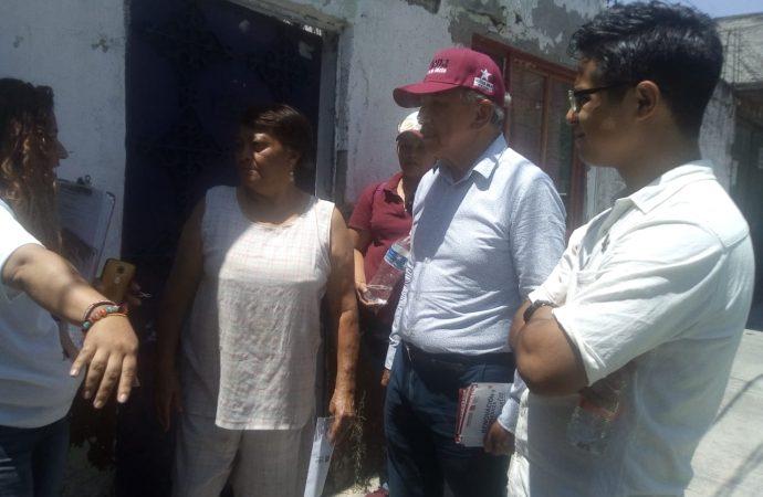 Voy a atender el Gobierno Delegacional- un día a la semana-desde la Agrícola Pantitlán: Quintero