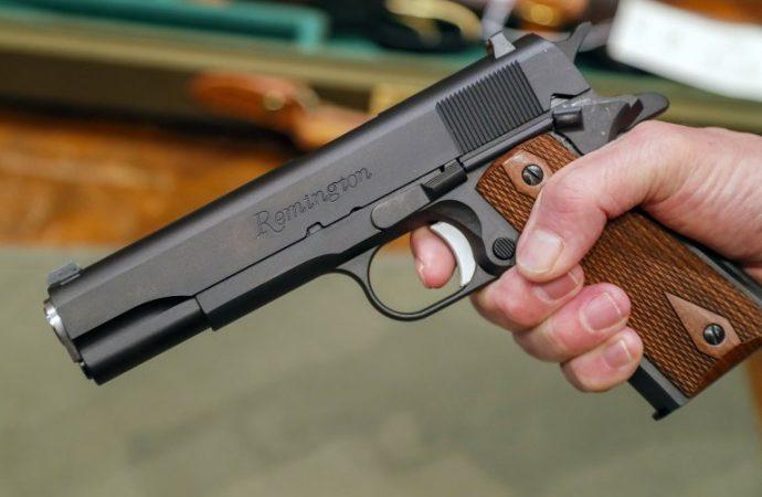 Confía Amieva que se impulsarán modificaciones a Ley de Armas de Fuego en periodo extraordinario