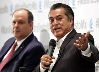 """""""El Bronco"""" en la tablita; INE ratifica que utilizó a funcionarios de NL para buscar firmas"""