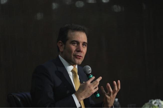 INE preparado para enfrentar el escenario más complejo: Córdova Vianello