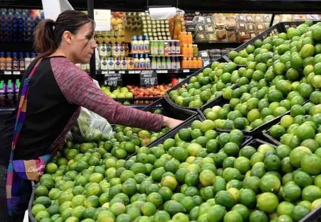Inflación llega a 4.55 por ciento, su nivel más bajo desde diciembre de 2016