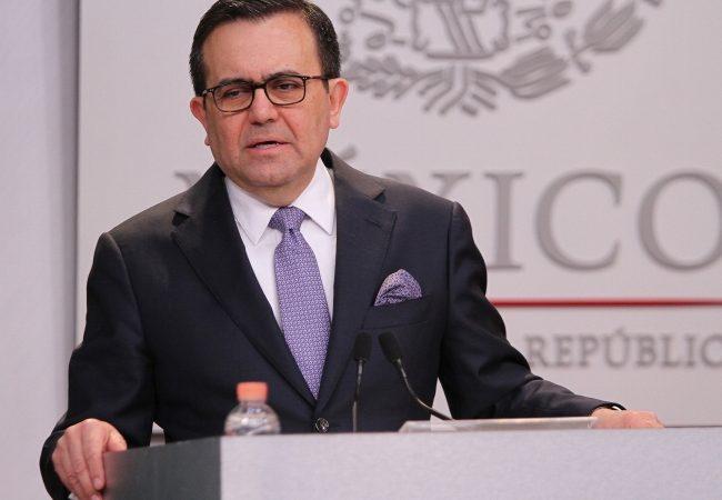 México no sacrificará calidad por tiempo en TLCAN: Guajardo