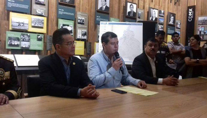 Gobierno capitalino tiene listo plan para garantizar elecciones pacíficas en CDMX