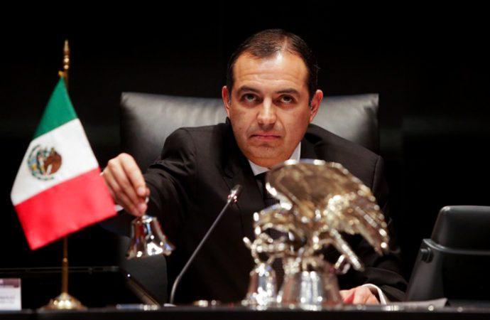 Visita Oficial a la Federación Rusa del presidente de la Mesa Directiva, senador Ernesto Cordero Arroyo
