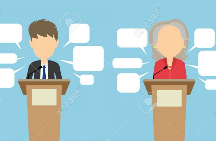 ONG lanzan temas a los Candidatos Presidenciales previo al Debate