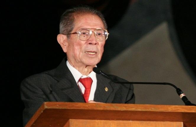 Muere Jesús Kumate, exsecretario de Salud y médico de niños