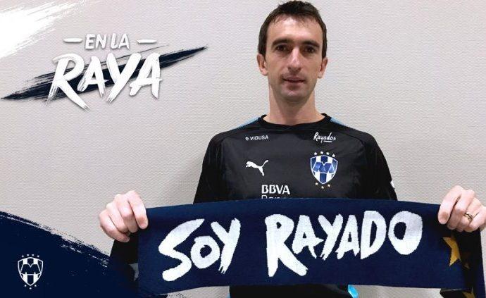 Marcelo Barovero es nuevo portero de Rayados