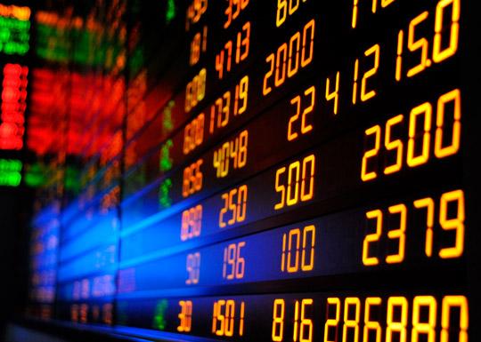 -Trastornos en los mercados
