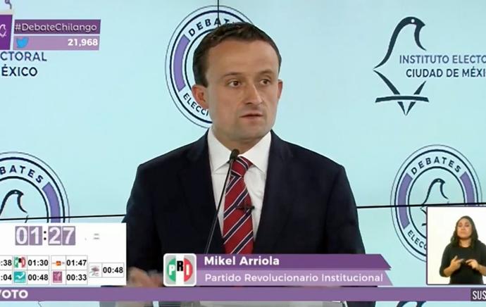 Mikel, el candidato del Grupo Atlacomulco