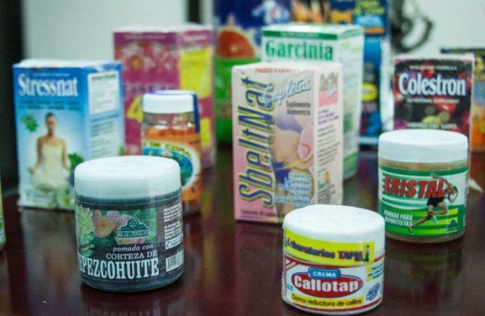 """Decomisados 4.5 millones de """"productos milagro"""" en el país, informa COFEPRIS"""