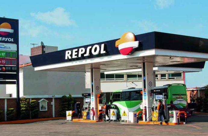 Repsol eleva más de un 30% las ventas en sus estaciones de servicio de México