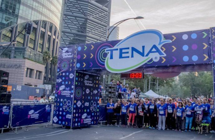 Anuncian 12° edición de la Carrera Caminata TENA
