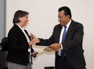 GCDMX nombra a secretaria del Trabajo y Fomento al Empleo