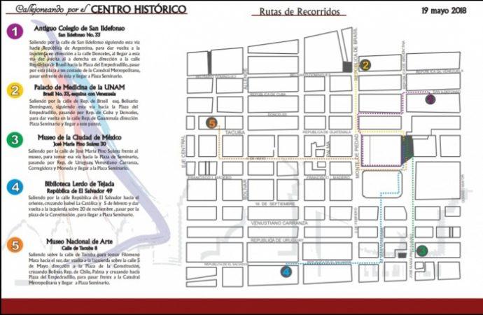 """Este sábado """"callejoneada"""" en el Centro Histórico"""