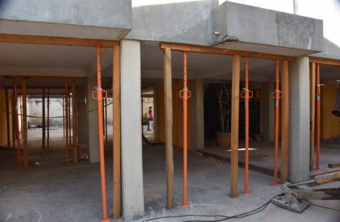 Inicia reconstrucción de dos edificios en Iztapalapa