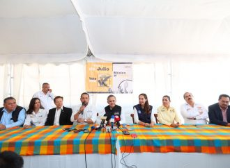 Mancera sugiere a Ricardo Anaya dejar a un lado 'campañas que sólo buscan ensuciar'