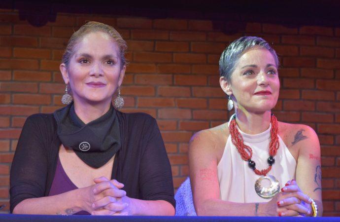 Laura y Lolita festejan 40 años de carrera musical