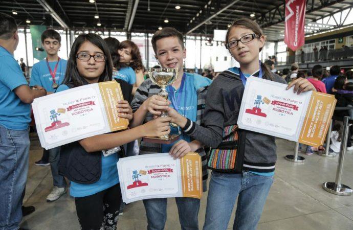 Anuncian la final de RobotiX Faire y la Feria Nacional de Robótica que impulsa las STEM en México