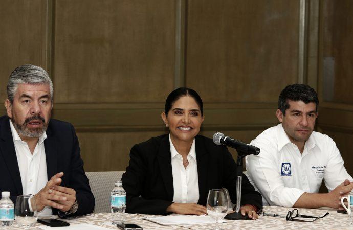 Alejandra Barrales presenta plan de seguridad para la Ciudad de México