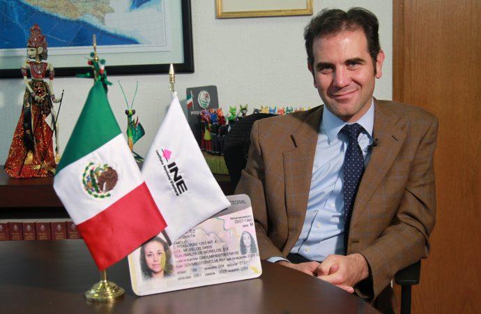 Ciudadanía estará constantemente informada por el INE el próximo domingo