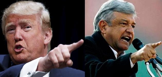 Triunfo de AMLO traerá problemas a Donald Trump: The Wall Street Journal