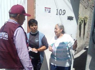 """""""Actualmente no hay gobierno, se nota en las calles de toda la delegación Iztacalco"""": Quintero"""