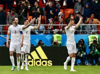 Uruguay insistió y vence por la mínima de 1-0 a un Egipto férreo