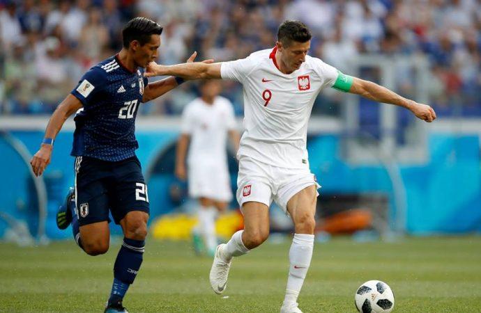 Japón cae ante Polonia, pero avanza a octavos de final