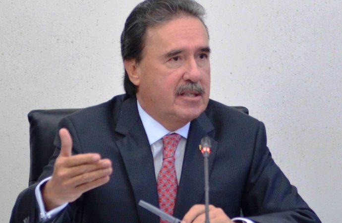 México tiene hoy mejores leyes, asegura Emilio Gamboa