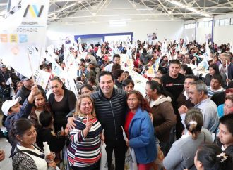Continúan sumándose priistas a la campaña de Enrique Vargas
