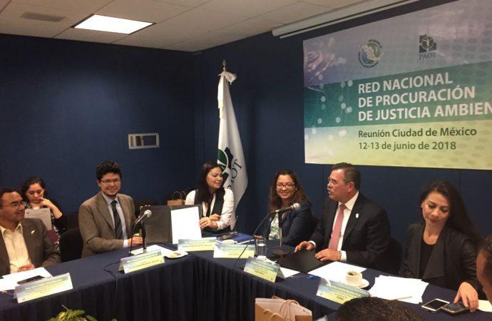 HSI México asiste a la reunión nacional de Procuradores Ambientales