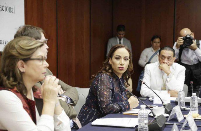 Exhorta Comisión Permanente a PGR investigar red de trata de personas que opera en el AICM