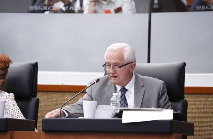 Exigen senadores proteger lago Nabor Carrillo ante ecocidio por impacto ambiental del NAICM