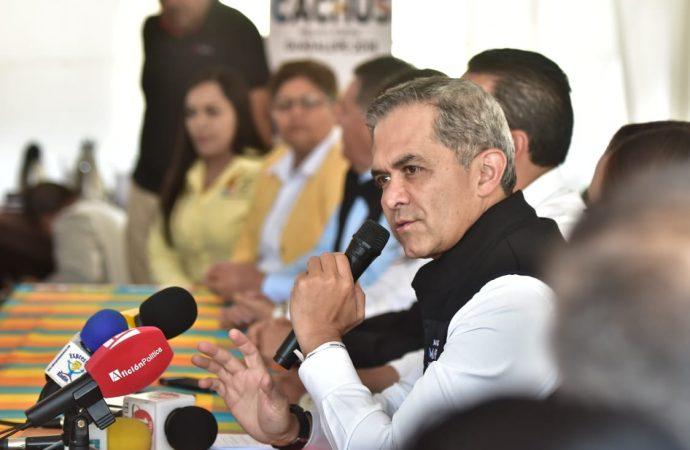 Habla Miguel Ángel Mancera de un gobierno de coalición