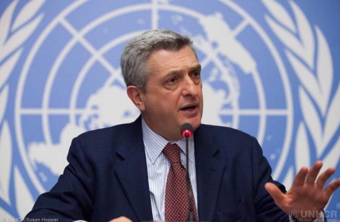Jefe DH de la ONU expresa inquietud por separación de niños de sus familias en EU