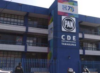 Condena PAN ataque a sus oficinas en Tamaulipas