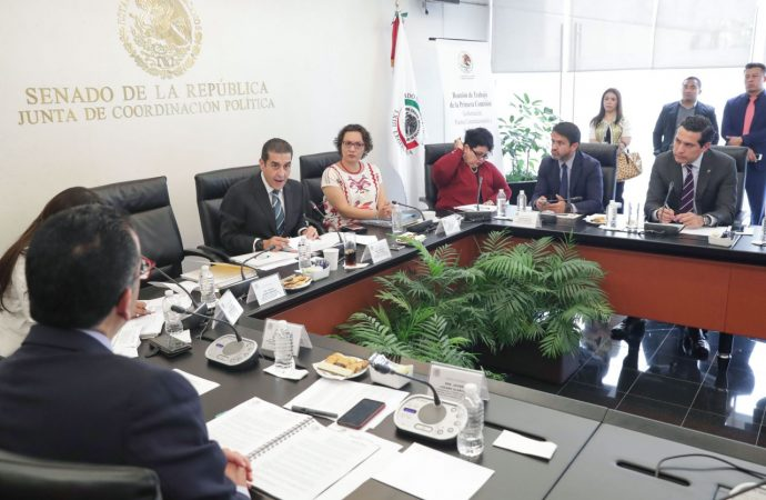 Primera Comisión turna expediente del caso Barreiro al Pleno