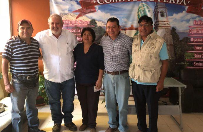 Por autonomía de alcaldías y pueblos del sur de CDMX, marco Rasón encabezará caravana
