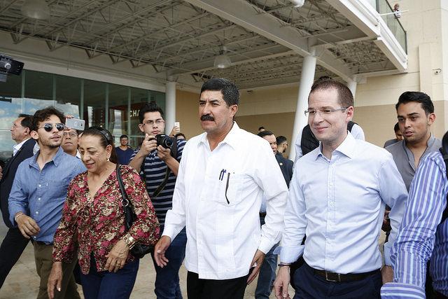 La paz tiene que ser fruto de la justicia, no de la impunidad, afirma Ricardo Anaya en Chihuahua