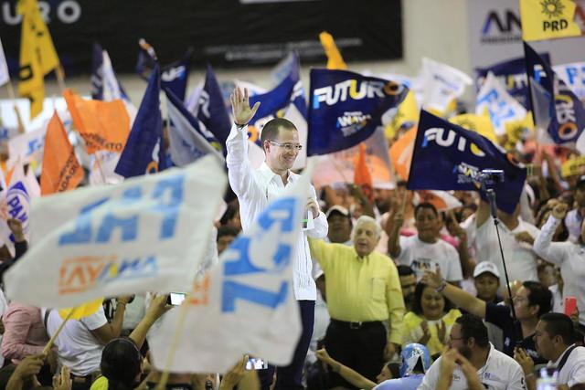 Le vamos a devolver la grandeza a PEMEX y a Tabasco; derrotaremos a López Obrador: Ricardo Anaya
