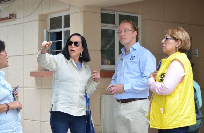 Garantizaré 20% del presupuesto de la Alcaldía para mejorar infraestructura en Benito Juárez: Santiago Taboada