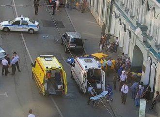 Taxi embiste a personas en Moscú; hay mexicanos entre los heridos